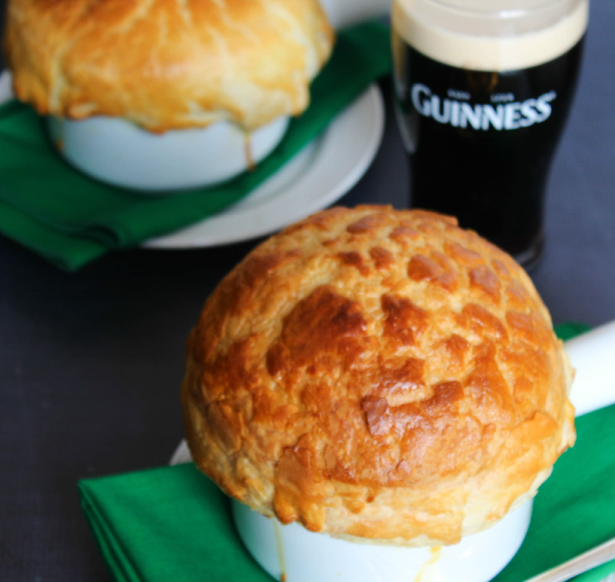 Pork And Guinness Hand Pies Recipes — Dishmaps