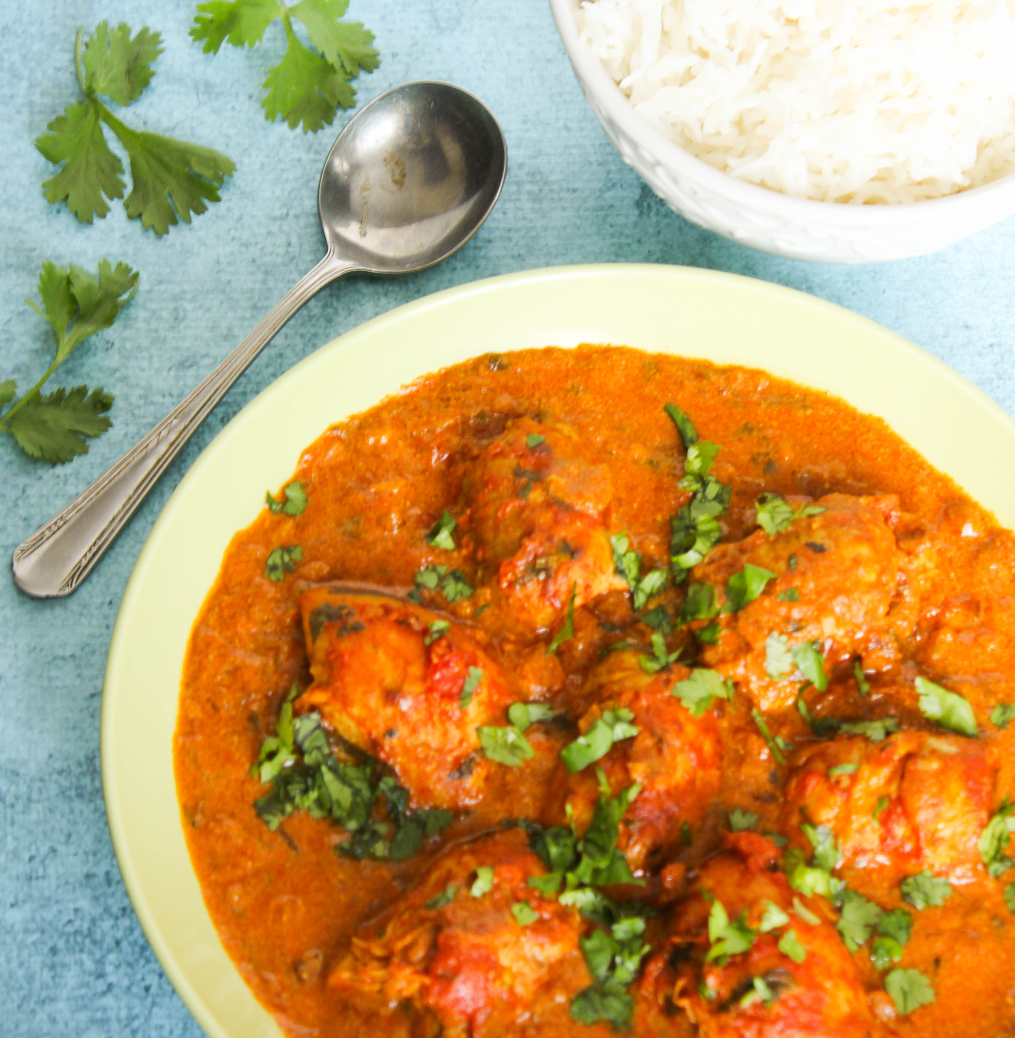 how to cook indian chicken curry recipe